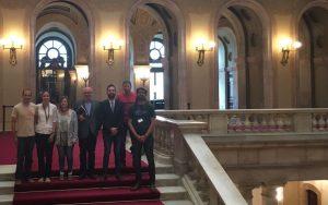 Els grups parlamentaris preparen la seva resposta sobre la proposta d'una Democràcia Participativa a Catalunya