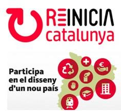 La iniciativa forma part de la plataforma REINICIA